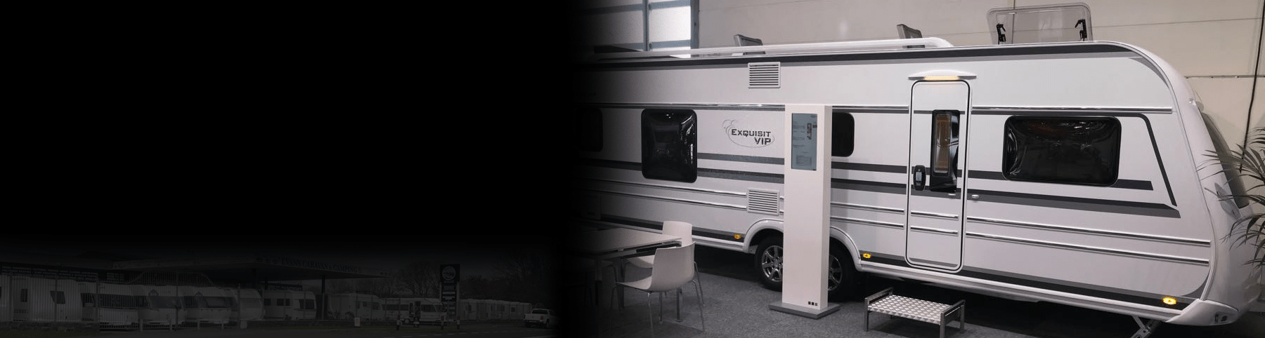 New and used Hobby and LMC caravan dealer as well as motorhome sales